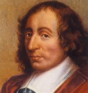 Blaise Pascal. Photo from sedialogando.wordpress.com.