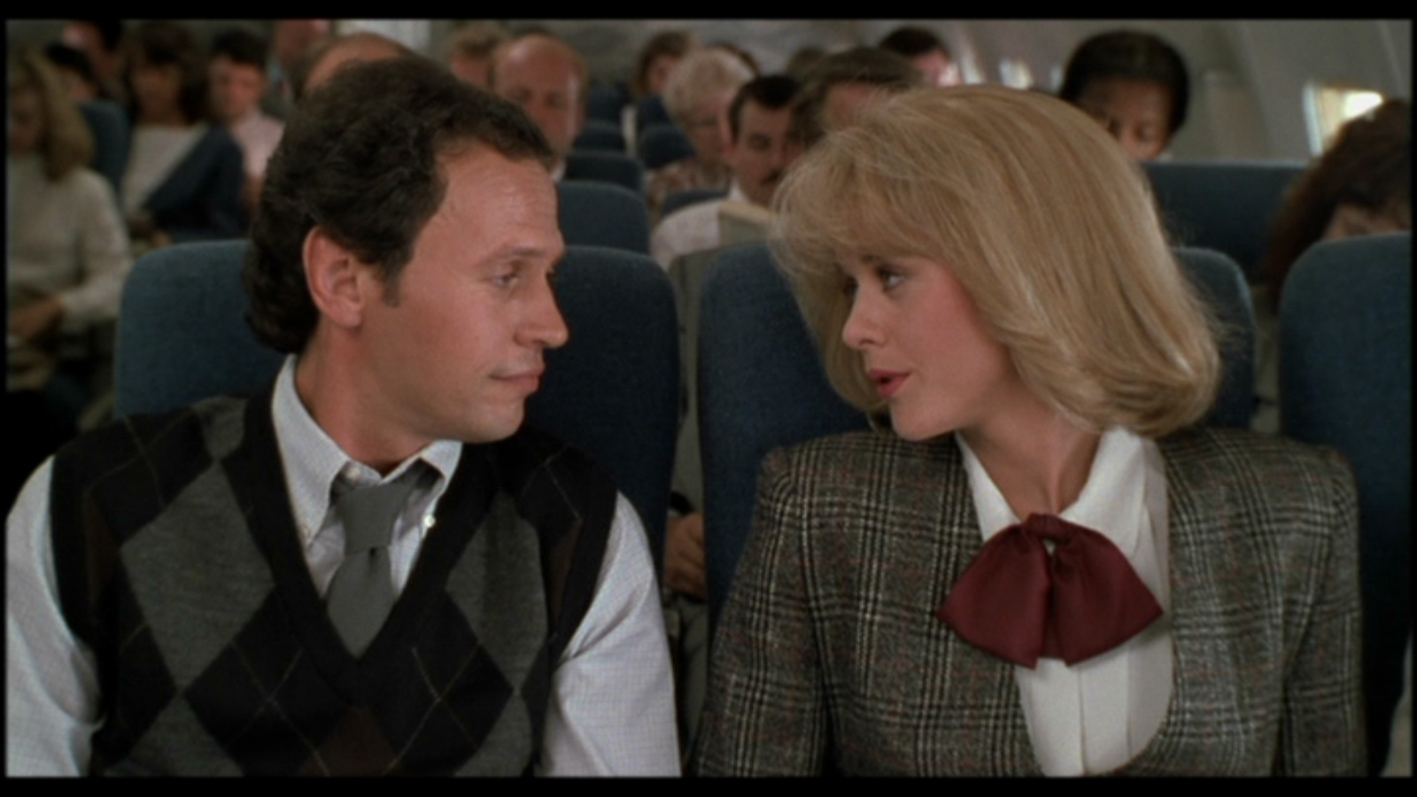 A scene from When Harry Met Sally. Photo credit: Movie Riot.