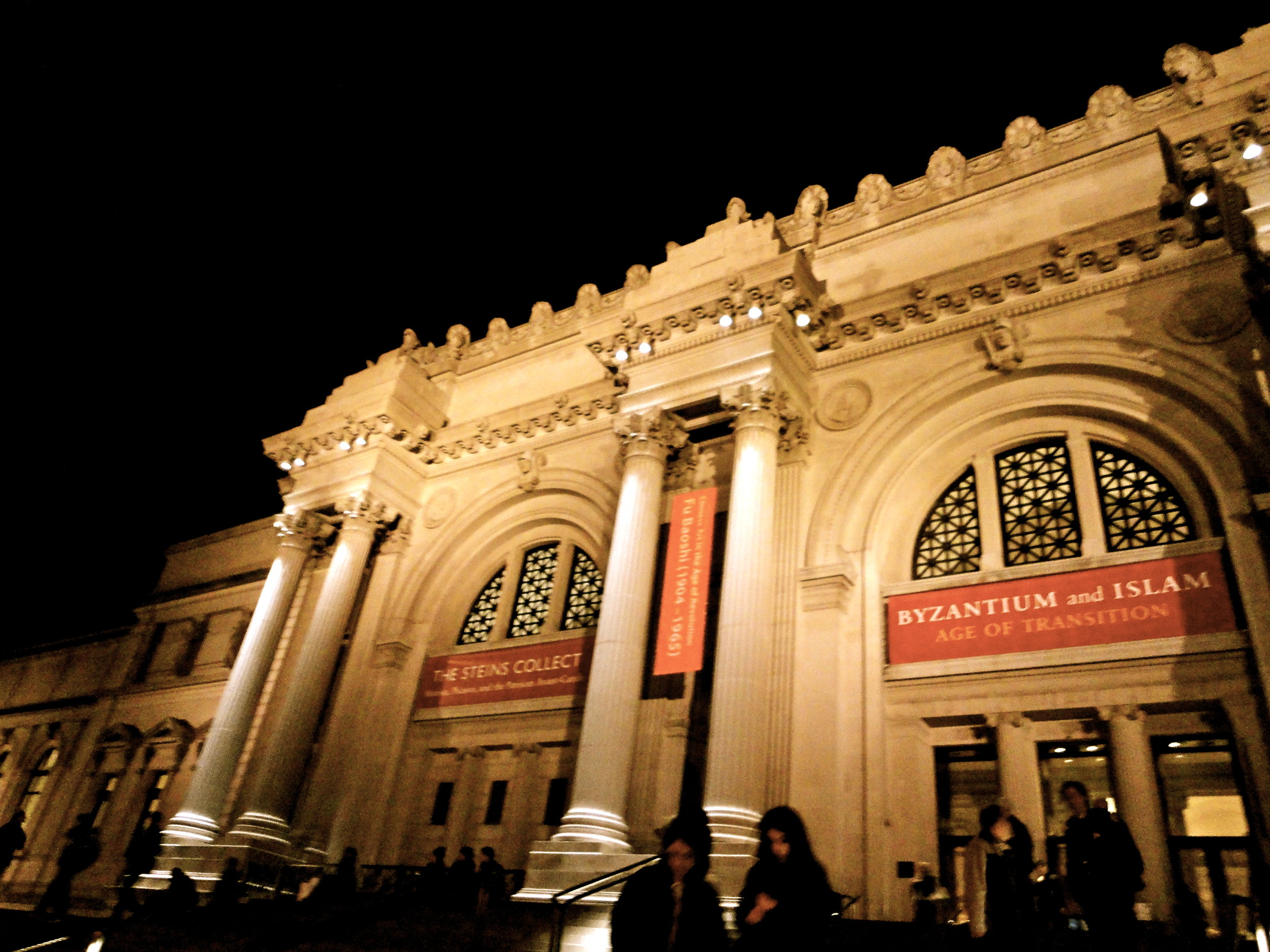 Metropolitan Museum of Art. Photo by Kara Bettis.