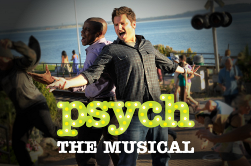 'Psych: The Musical' aired Sunday, Dec. 15 on USA network.