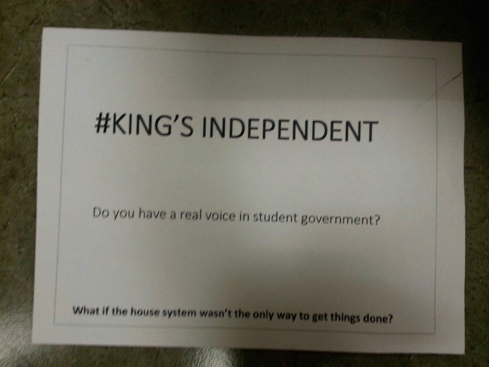 King's Independent