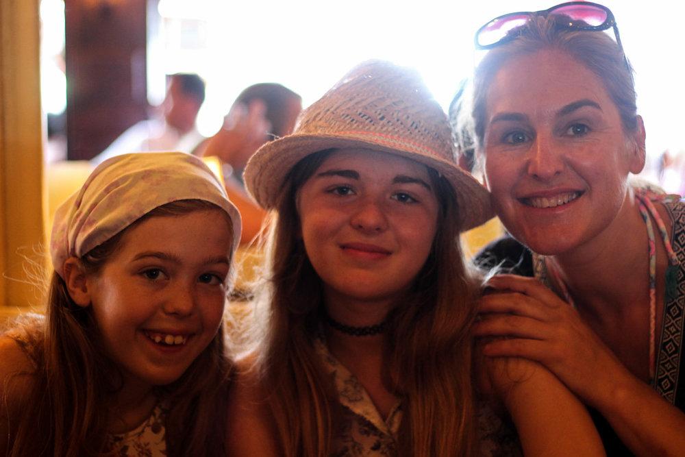 The Teasdale family | Photo by Jessica Mathews