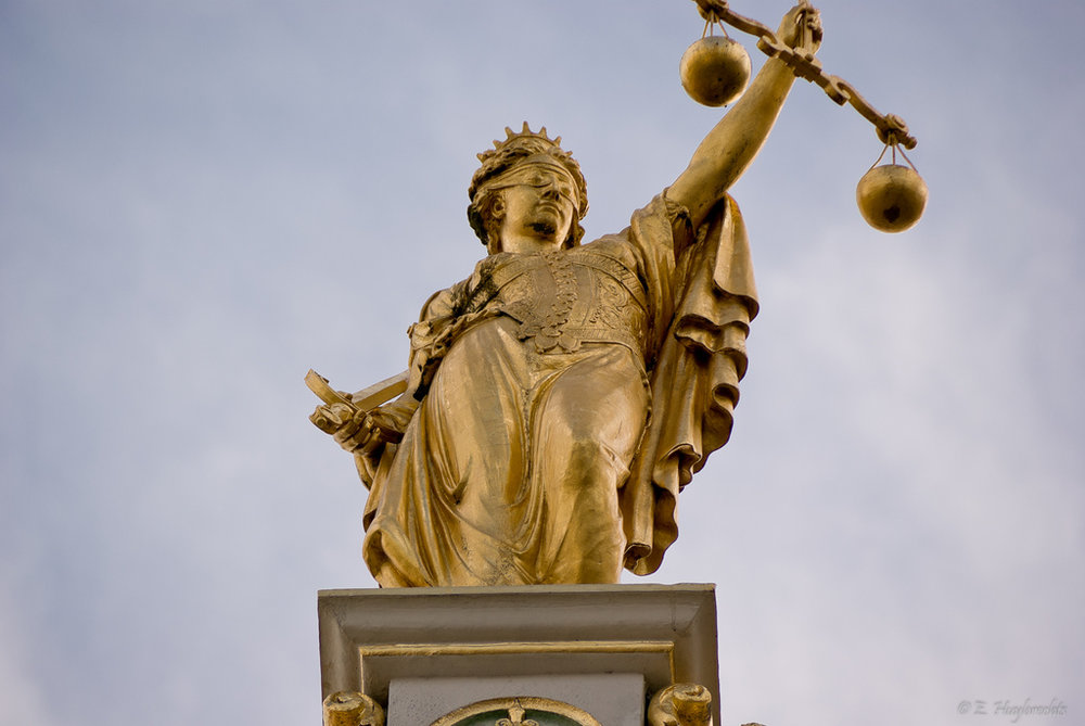 Lady Justice || Photo credits to Flickr