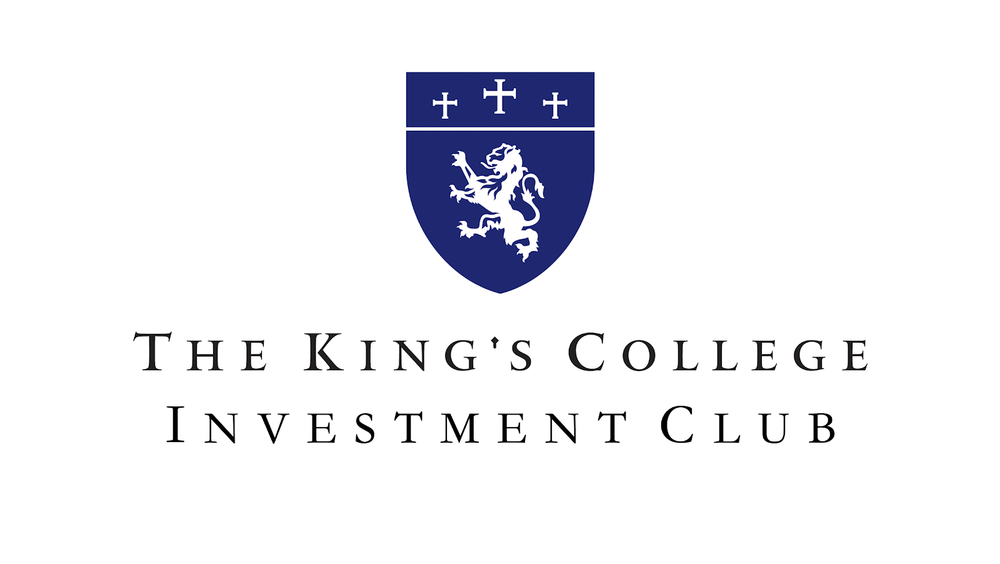 The official logo of the Investments Club. || Provided by Michael Huber
