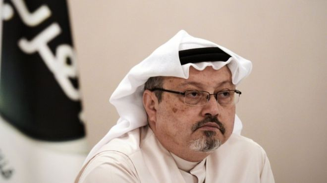 Journalist Jamal Khashoggi went missing on October 2. Photo Credit: AFP.