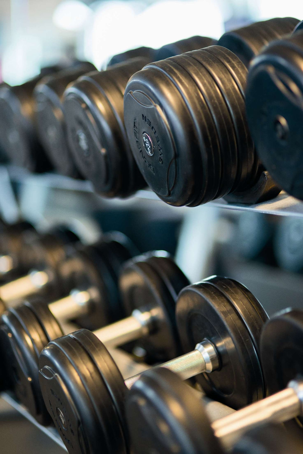 Hosner goes to the gym daily to reduce the symptoms of his autoimmune disorder. || Photo provided by Canva