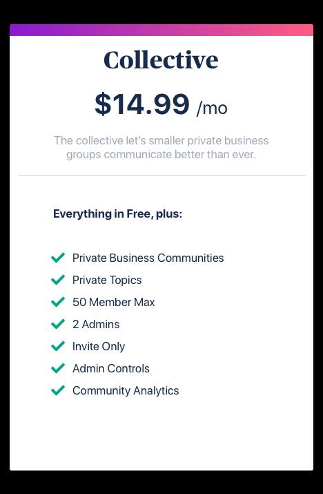 Mid-size community Plan