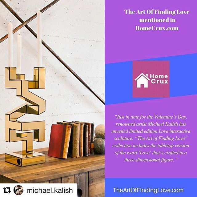 #Repost @michael.kalish ・・・ The Art Finding Love Monument has launched and is now open to the public at the Grove LA . Limited Edition Love Vases now available online -www.theartoffindinglove.com. #KalishArt #TheArtofFindingLove