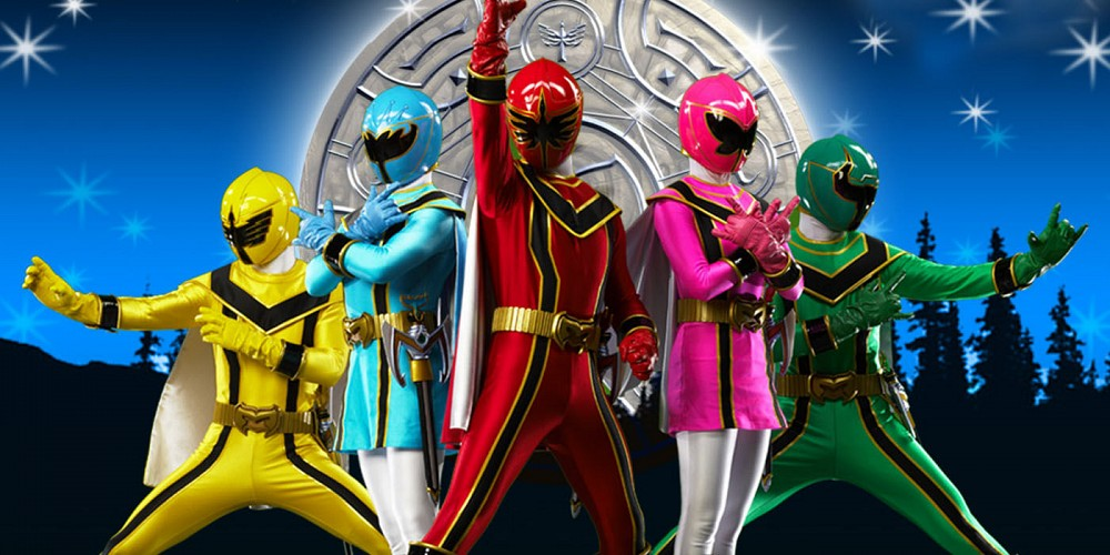 SABANS POWER RANGERS THE MOVIE 2017 PART 1 Spindleworks