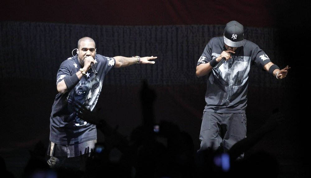 Watch The Throne Tour 2011