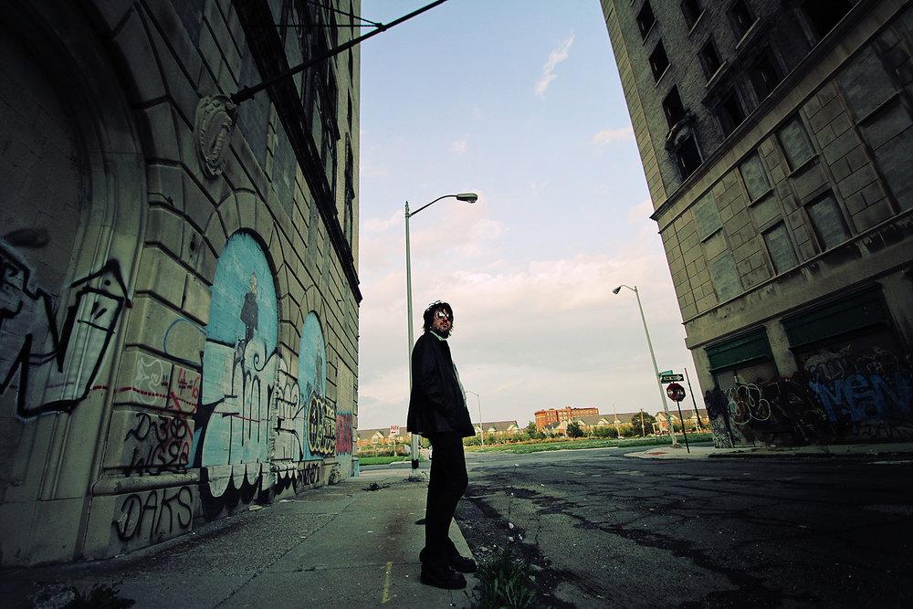 Brian Jabas Smith - Author - Detroit