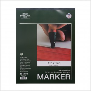 "Pro-Art 11"" X 14"" Marker Paper"
