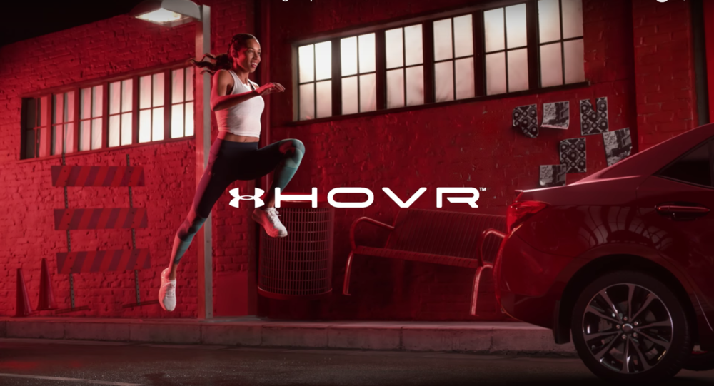 "UNDER ARMOUR ""HOVR"""