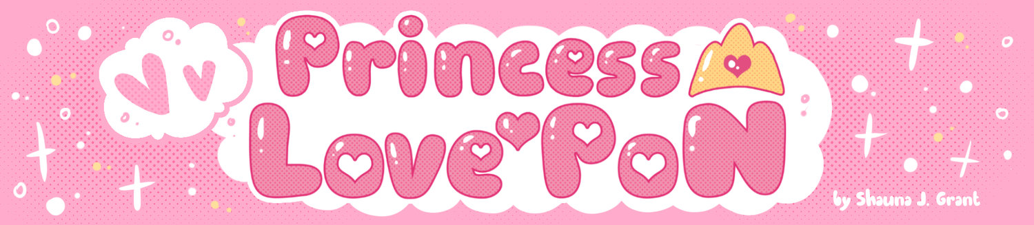Princess Love Pon