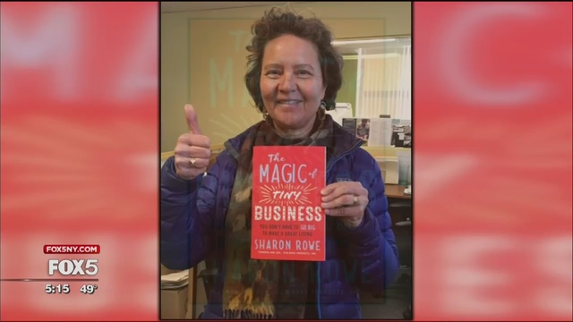 "Fox 5 NY | Entrepreneur's Message: A Tiny Business Can Be ""Magic"""