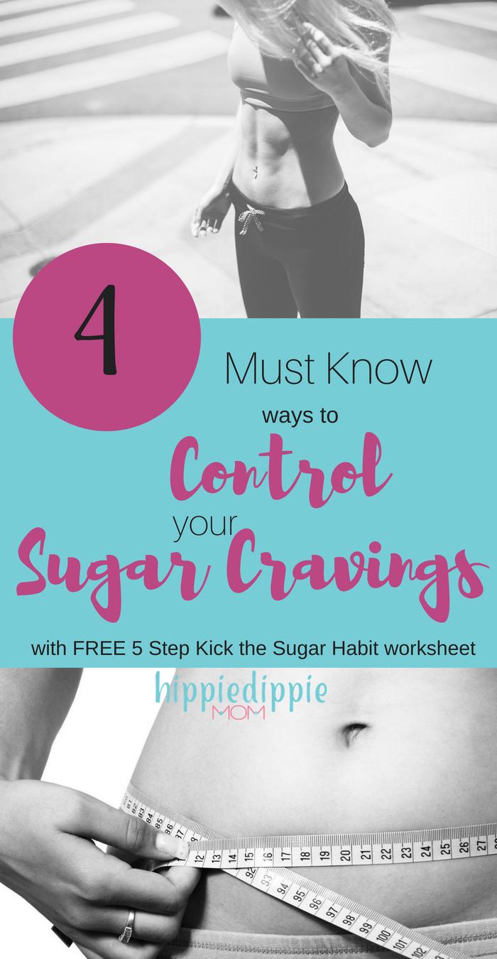 control sugar habit