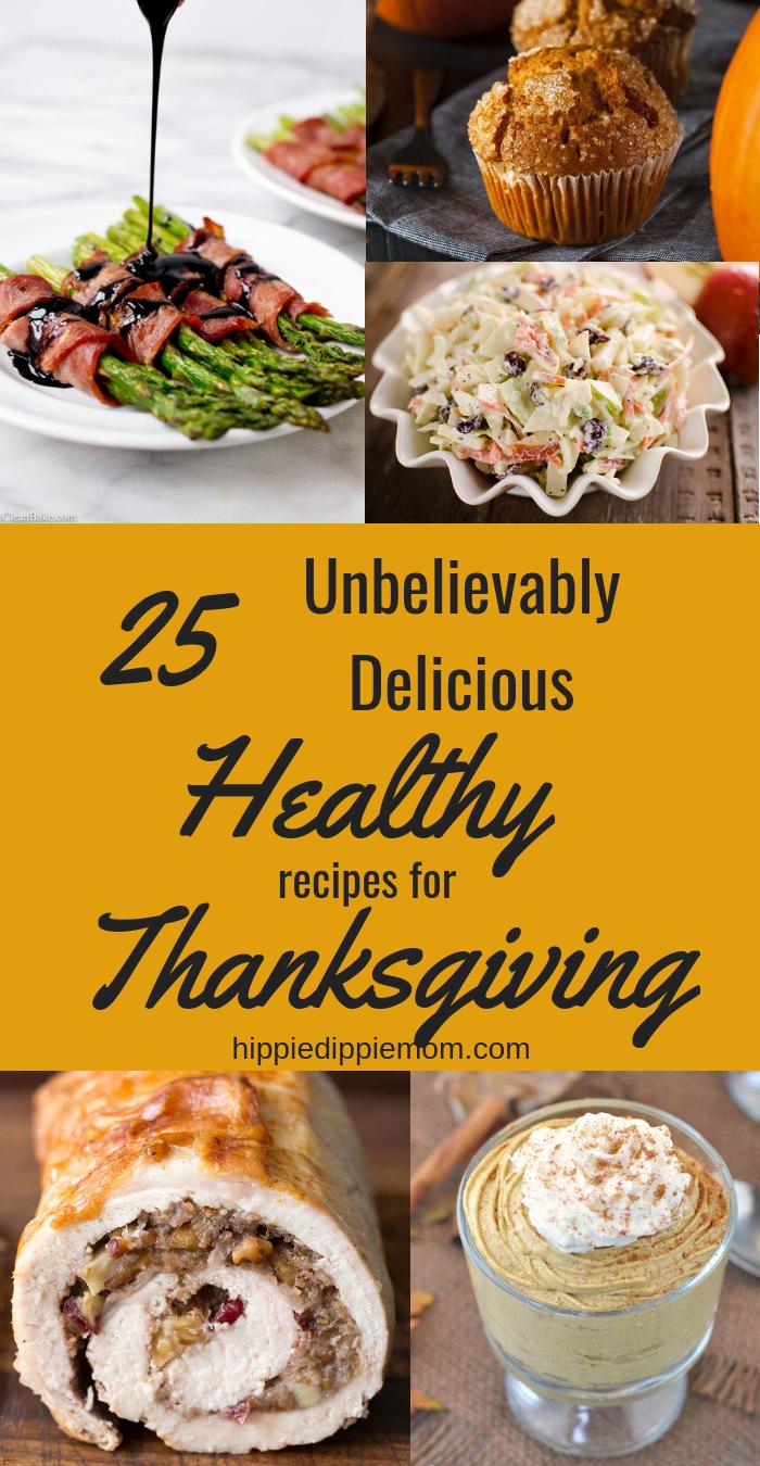 25 Deliciously HealthyThanksgiving Recipes.png