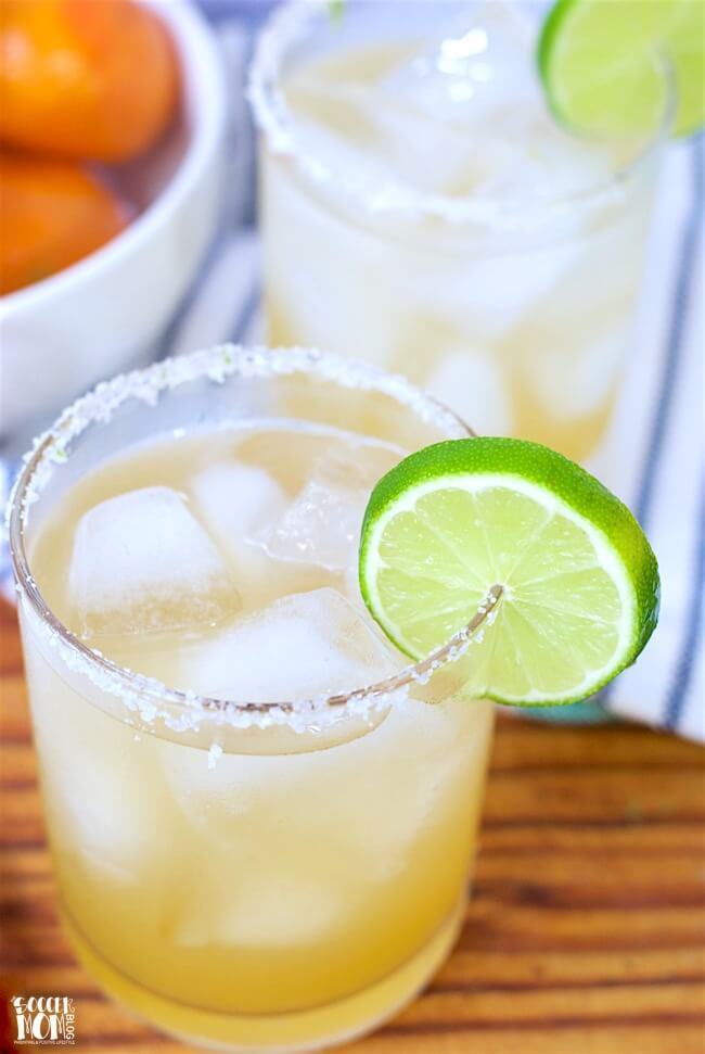 low sugar margarita