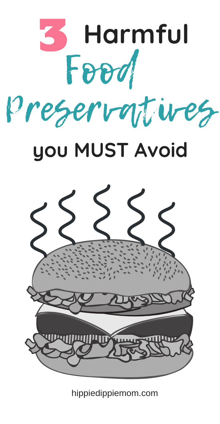 harmful food preservatives