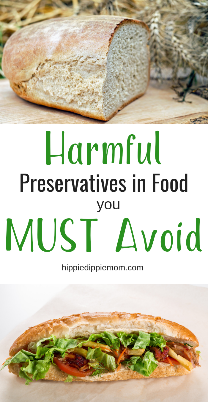 chemicals in food preservatives