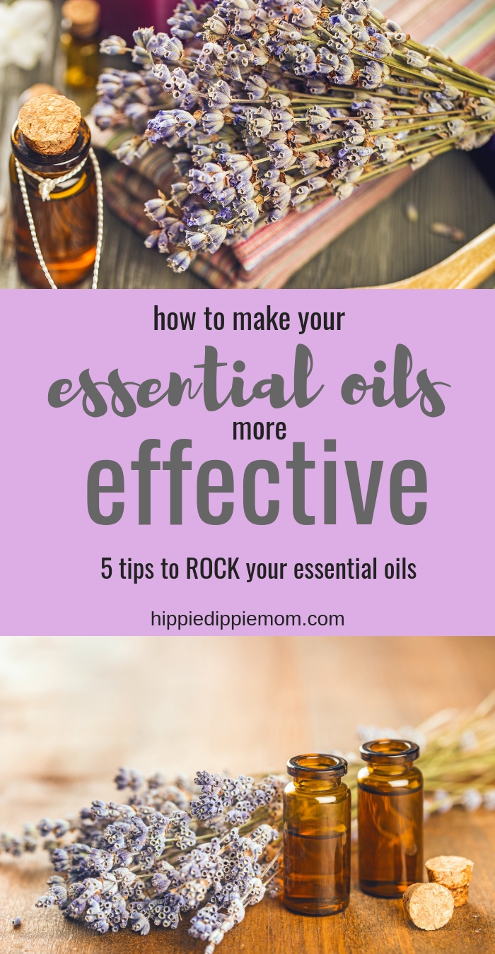 safely use essential oils
