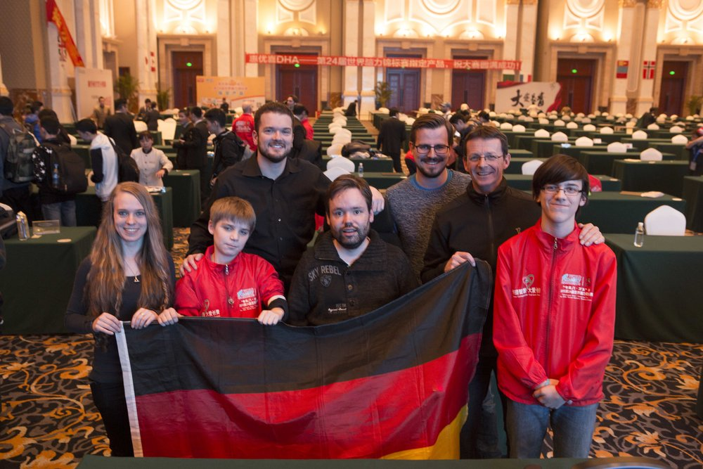 WORLD CHAMPIONSHIPS 2015 — Johannes Mallow