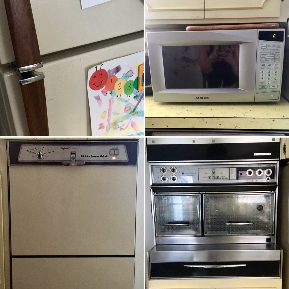 Uncategorized Kitchen Appliances 123 1960 called and it wants its kitchen back tyler davis jones homes that will be delivered in a few weeks time i think our tried true appliances deserve little shout out for all of