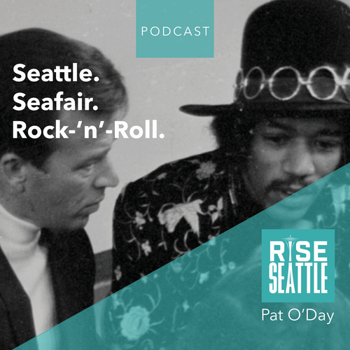 S1. E1. Pat O'Day: Seattle, Seafair & Rock'n'Roll