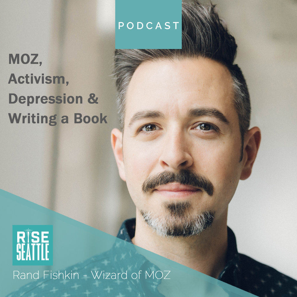 S2 E1: Rand Fishkin: MOZ, Activism, Depression & Writing a Book