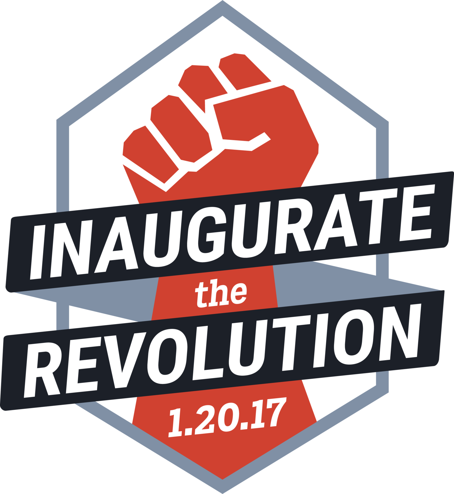 Inaugurate the Revolution