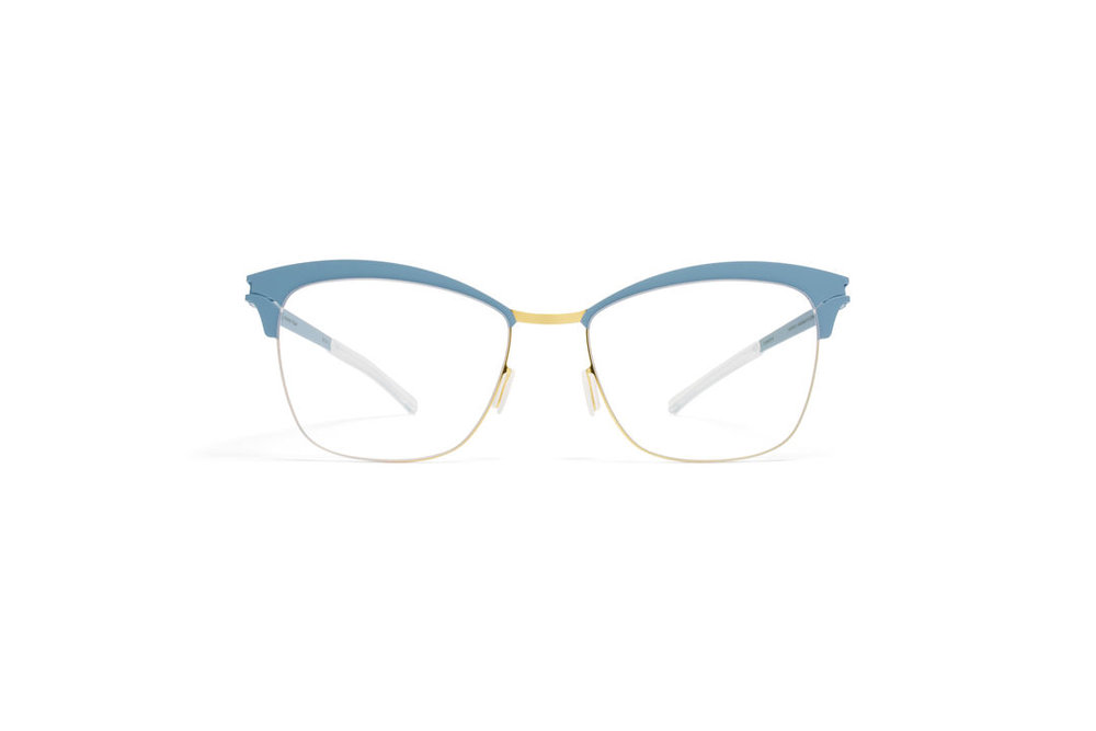 mykita, CELIA - Gold/Blue Grey