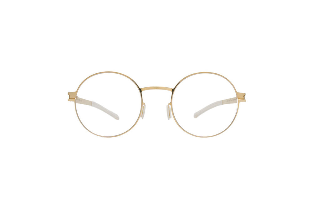 mykita, APPLE - Glossy Gold