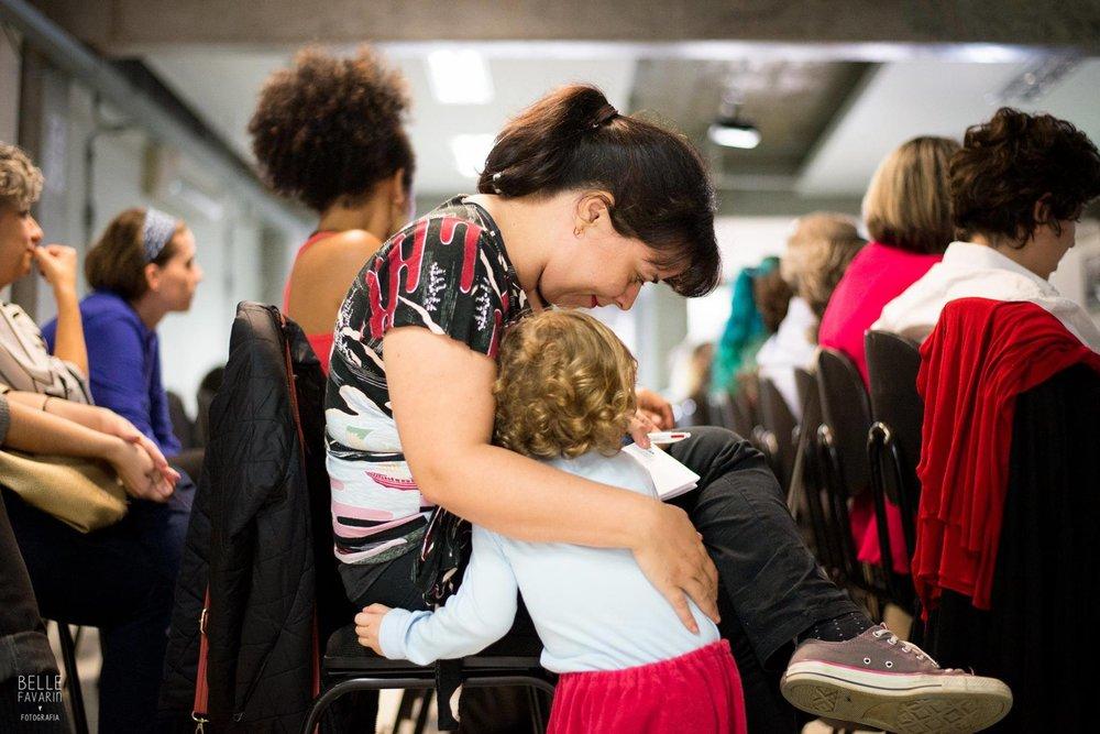 Crédito-foto: Belle Favarin Fotografia , para evento de fomento ao empreendedorismo materno da  Rede Maternativa