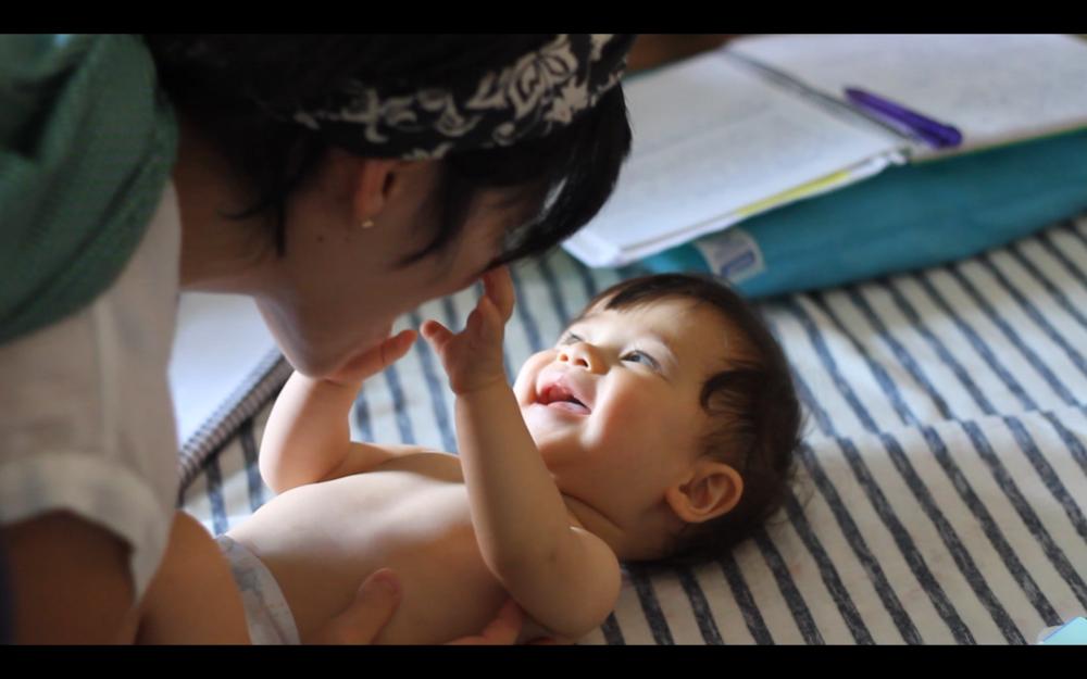 frame do filme Força Matriz/ a maternidade vivida no CGM - Coaching em Grupo para Mães