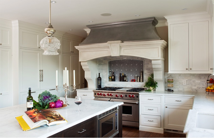 Hillsborough Kitchen Design & Remodel