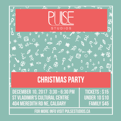 Dec 10: Pulse Christmas Party