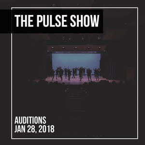 Jan 28: The Pulse Show Dancer Auditions