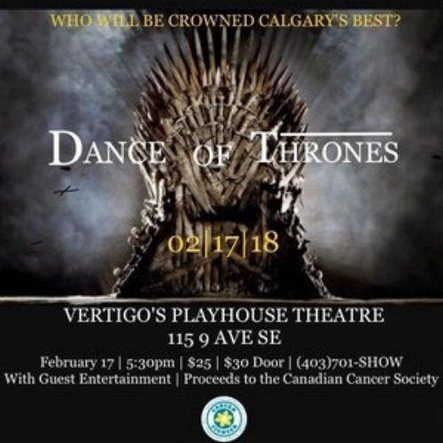 Feb 17: Dance of Thrones
