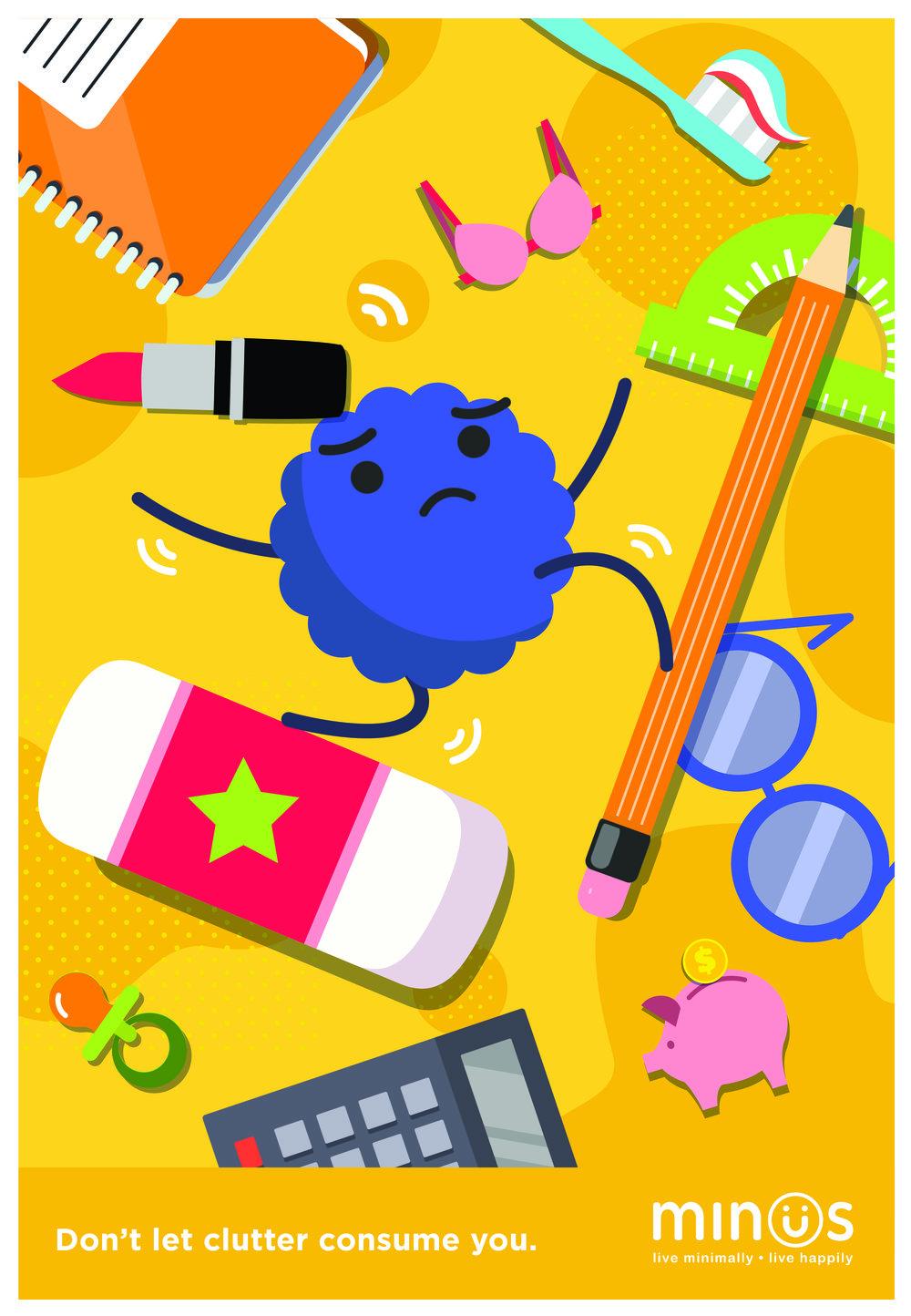 Workspace Clutter + Consumerism_Print_Illustration-01.jpg