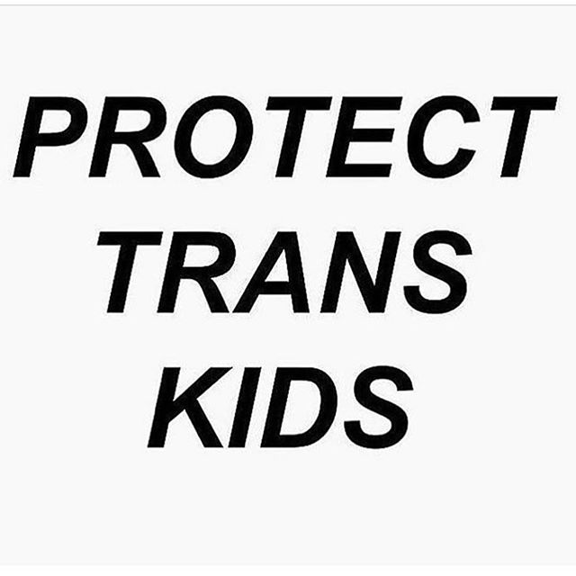 #Repost @lilkimthequeenbeee ・・・ An executive order to target the safety of transgender students doesn't really feel like making anything great. NEVER FEEL ALONE... we are in this together. #lilkim #transgender #transawareness Beauty is in everyone at any age now protect it!