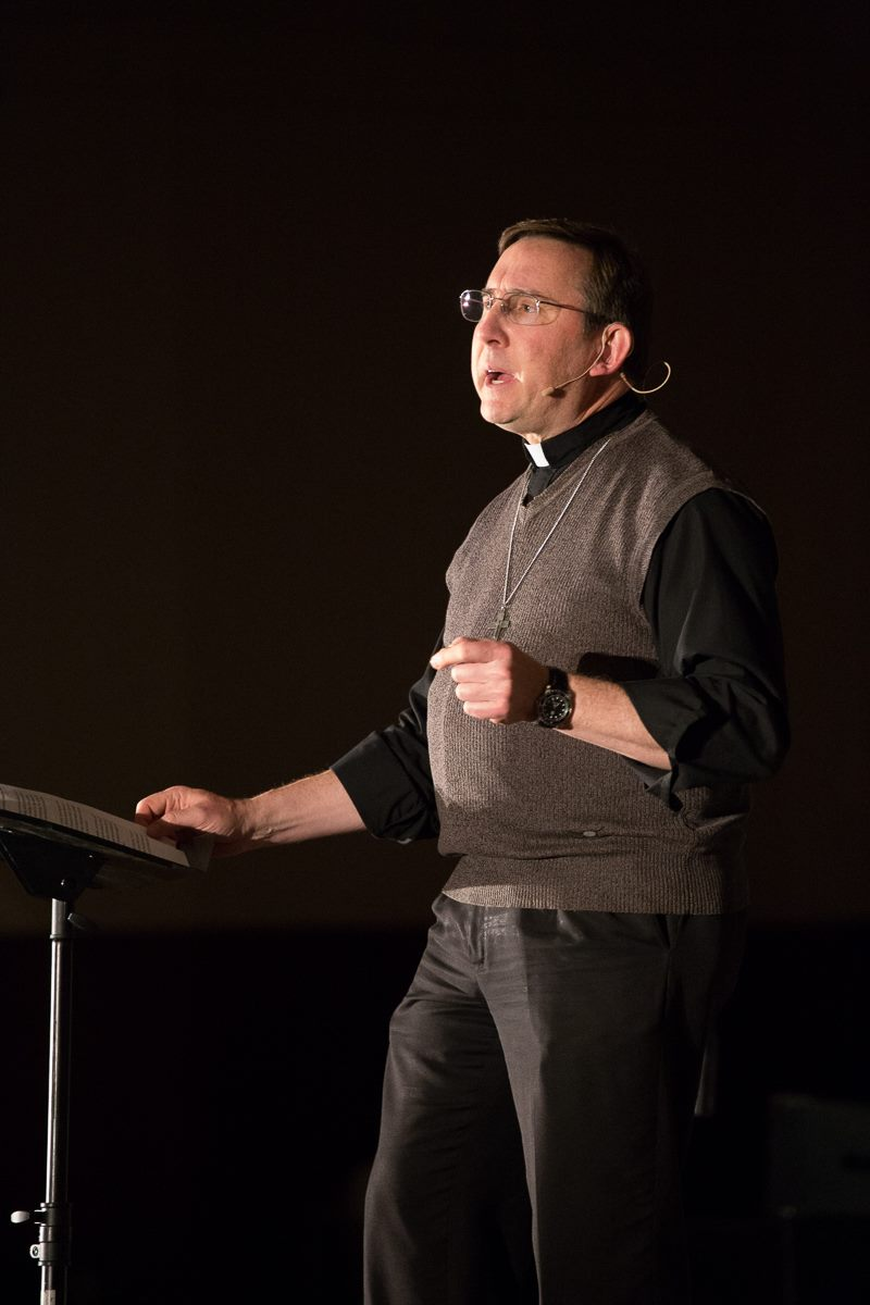 Father David Sharland