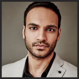 Arjun Gupta   (Nikhil Sharma)