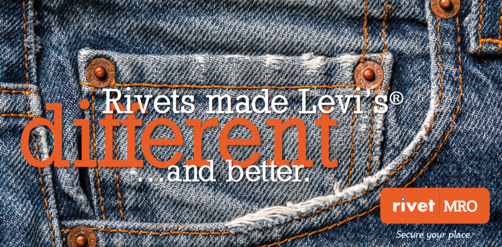 Rivet(s) always make(s) things better!