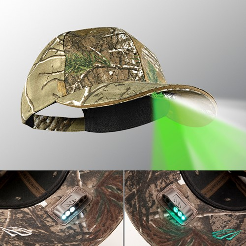 SAVE 33% ON NIGHTVISION CAMO CAPS!