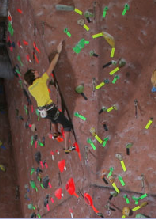 Adventure Rock Climbing Gym
