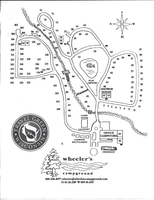 Campground Map Design Software