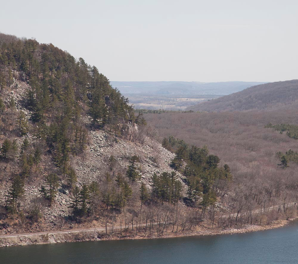 East Bluff of Devils Lake State Park