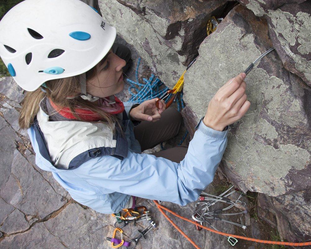 Amga Spi Course Assessment At Devils Lake State Park Wi