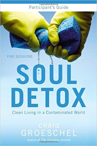 Soul Detox - Craig Groeschel - In this five-session small group bible study, pastor and best-selling author Craig Groeschel sheds light on relationships, thoughts, and behaviors that quietly compromise our well-being. Groeschel provides a source of inspiration and encouragements for a faith-filled lifestyle that will keep you free of spiritual toxins.