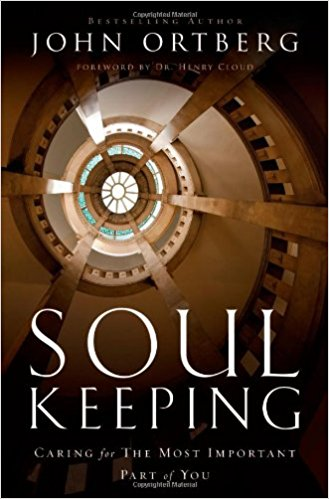 Soul Keeping - John Ortberg - In Soul Keeping, John Ortberg helps Christians rediscover their soul—the best connection to God there is—and find out why it's hurting and why neglecting it has set so many believers so far back spiritually.